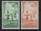 NEW ZEALAND SG626/7 1940 HEALTH STAMPS SET MNH