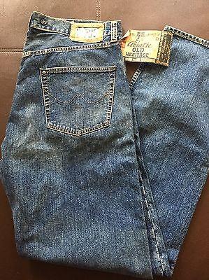 NWT CERRUTI 1881 JEANS blue denim trousers 702 pants luxury Italy 5 pocket 32