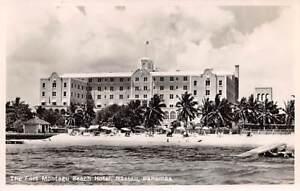 Nau Bahamas Fort Montagu Beach