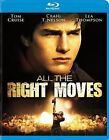 All The Right Moves 0024543703358 With Tom Cruise Blu-ray Region a