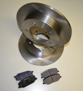 Suzuki-JIMNY-1-3l-essence-04-Disques-de-frein-frein-phrase-avec-freins-NEUF