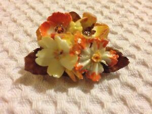 Vintage-Brooch-Crown-Staffordshire-Flowers-Porcelain
