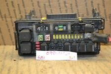 2007-2009 dodge durango fuse box junction oem 04692192ab module 301-6b1