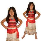 Rubies Disney Girls Deluxe Moana Hawaiian Fancy Dress Costume Or Wig Accessory