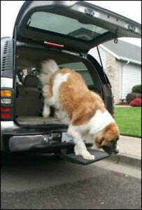 Otto Step Dog Pet Ramp Suv Pick Up Truck Van Hitch Large