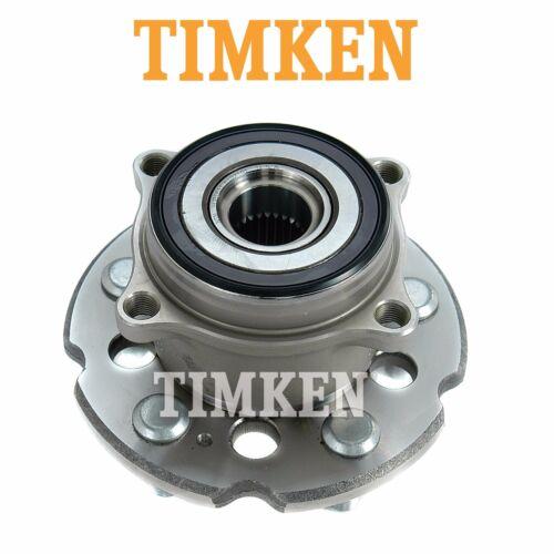 For Acura MDX ZDX Honda Pilot Rear Wheel Bearing /& Hub Assembly Timken HA590229