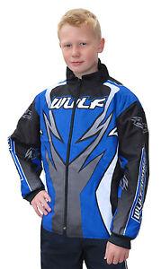 Kids-Wulfsport-Quad-Karting-Motocross-Children-Wulf-MX-Attack-Ride-Jacket-Blue-T