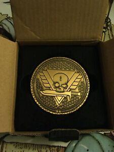Warhammer-Kill-Team-Organised-Play-Gold-Medal-Promo-OOP-Rare-Campaign-Reward