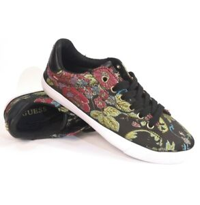 Guess Jadyne 2 Black Green Red Gold