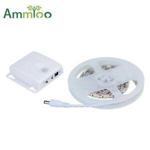 1M-LED-Home-Neon-Strip-Under-Bed-Light-Activated-Motion-Sensor-Plug-Warm-White