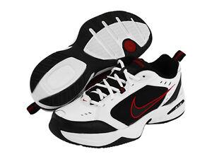 Nike AIR MONARCH IV Mens White Black