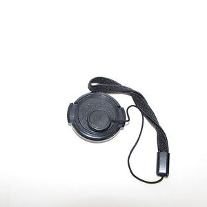 Used-37mm-Lens-Cap-Front-with-keeper-string-strap-B00954