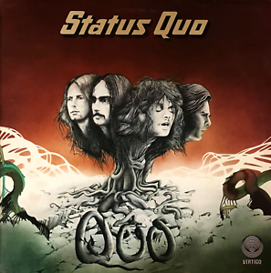 STATUS QUO  QUO LP GG - Wales **Paypal Accepted**, United Kingdom - STATUS QUO  QUO LP GG - Wales **Paypal Accepted**, United Kingdom