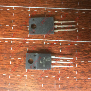 5PCS Transistor TOSHIBA TO-220F GT30G124 30G124