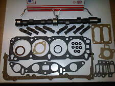 FORD CAPRI & SIERRA PINTO 2.0 OHC CARB 1983>on  HEAD GASKET SET & CAMSHAFT KIT