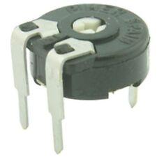 2x Piher Trimmer Potentiometer Horiz Screw Adj PT15 250K Var Resistor Preset