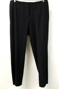 TALBOTS Bi Stretch Straight-Leg Dress Pants RECENT Modern PLUS PETITE 16W 16WP