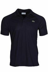 Lacoste-Men-039-s-SPORT-Technical-Pique-Tennis-Polo-Ultra-Dry-DH9631-51-Navy-166