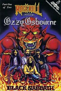 Rock-and-Roll-Comics-Ozzy-Osbourne-Black-Sabbath-1991-Complete-Set-1-2