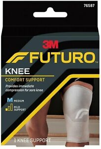 FUTURO-Knee-Comfort-Support-Mild-Medium-Compression-Right-or-Left-12-Pack
