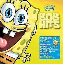 Bob-Hits-das-Allerbeste-Album-von-Spongebob-CD-Zustand-gut