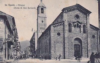 LA SPEZIA Chiappa Chiesa di S.Bernardo | eBay