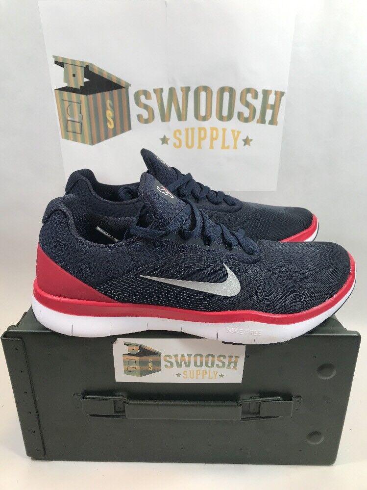 Nike Nike Nike Houston Texans Free Trainer V7 Limited Edition AA1948 -403 skor Storlek  köp 100% autentisk kvalitet