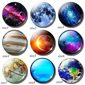 Solar-System-Refrigerator-Magnets-Fridge-Decor-Planets-Memo-Holder-Galaxy-New
