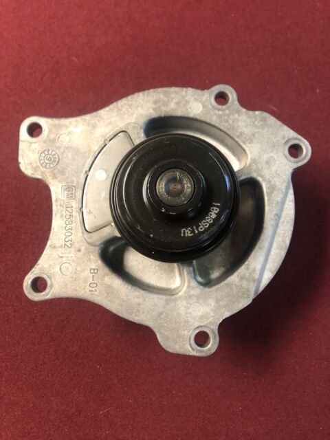 Water Pump for Cadillac DTS Buick Lucerne 2006-2011