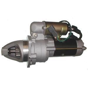 New Starter Komatsu 6D95 6D105 PC200 PW100 PW150 PW200 600-813-4121 600-813-3380