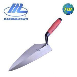 Marshalltown-10in-Philadelphia-Brick-Trowel-with-Durasoft-Handle-M1910D