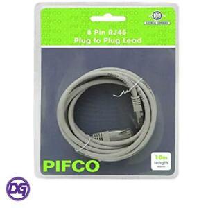 10-metros-8-Pines-RJ45-Enchufe-para-conectar-el-plomo-Ethernet-Patch-Cable-de-extension-de-red-10M