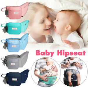 Hipseat-Baby-Sit-Carrier-Waist-Chair-Belt-Holder-Infant-Toddler-Front-Hip-Seat