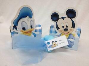 Segnaposto Matrimonio Disney.Bomboniere Portaconfetti Segnaposto Disney Nascita Battesimo