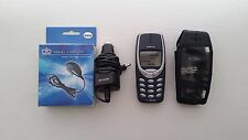 Nokia 3390b T-Mobile Cellular Phone Car Charger Case Included