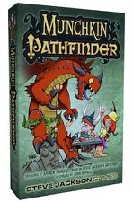 Munchkin Pathfinder Card Game From Steve Jackson Games Art By John Kovalic