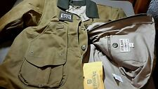 FILSON MADE IN USA,  HUNTING FEILD TIN JACKET OILED  item 10863 SIZE x lg.