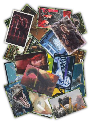 PANINI Jurassic World il caduto Unito sammelsticker selezionare singolarmente