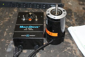 Multi Drive Dc Motor Spped Control Penta Kbmd 240d 1 8hp