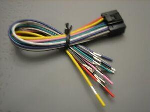 Boss Wire Harness for 16 Pins BV9964B, BV9755, BV9965I, BV9976B, BV9967B |  eBay