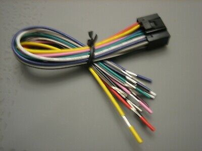 Boss Wire Harness for 16 Pins BV9964B, BV9755, BV9965I, BV9976B, BV9967B |  eBayeBay