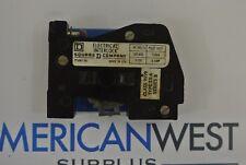 Square D 9999 SX-6 Series B Electrical Interlock NEW