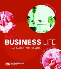 Good, English for Business Life Self-study Guide: Intermediate Level, Peter Menz