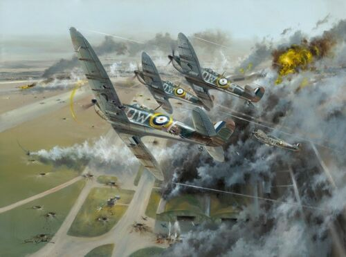 THE-HARDEST-DAY-18th-AUGUST-1940-by-SIMON-W-ATACK-Spitfires-Battle-of-Britain
