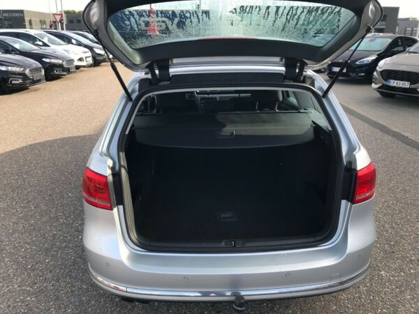 VW Passat 2,0 TDi 140 Comfortl. Vari. DSG BM - billede 4