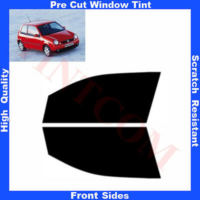 Pre Cut Window Tint VW Lupo 3 Doors Hatchback 1999-2006 Front Sides Any Shade