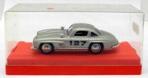 Solido-1-43-Scale-Diecast-MS12-1958-Mercedes-300SL-127-Silver