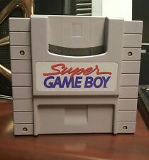 Super Gameboy ADAPTOR for the Snes FREE SHIPPING