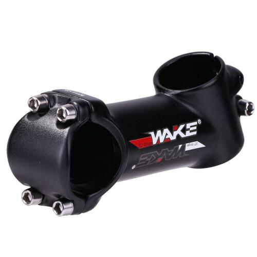 WAKE 31.8x60//70//80//90//100mm Bicycle Stem 25 Degree Bike Handlebar Stem Tool
