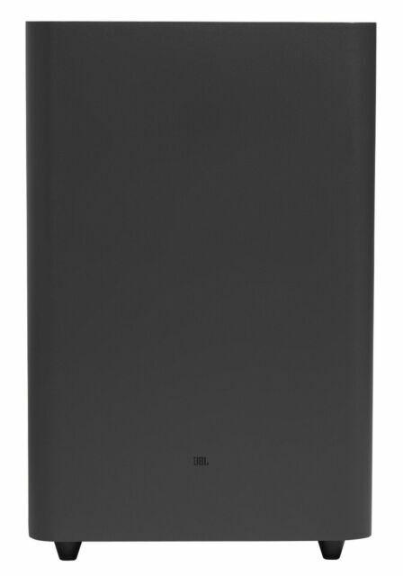 JBL Bar 2.1 Deep Bass Soundbar with Subwoofer - Black for sale ...